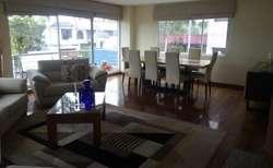 Bellavista, departamento amoblado en arriendo, 3 habitaciones, 200 m2