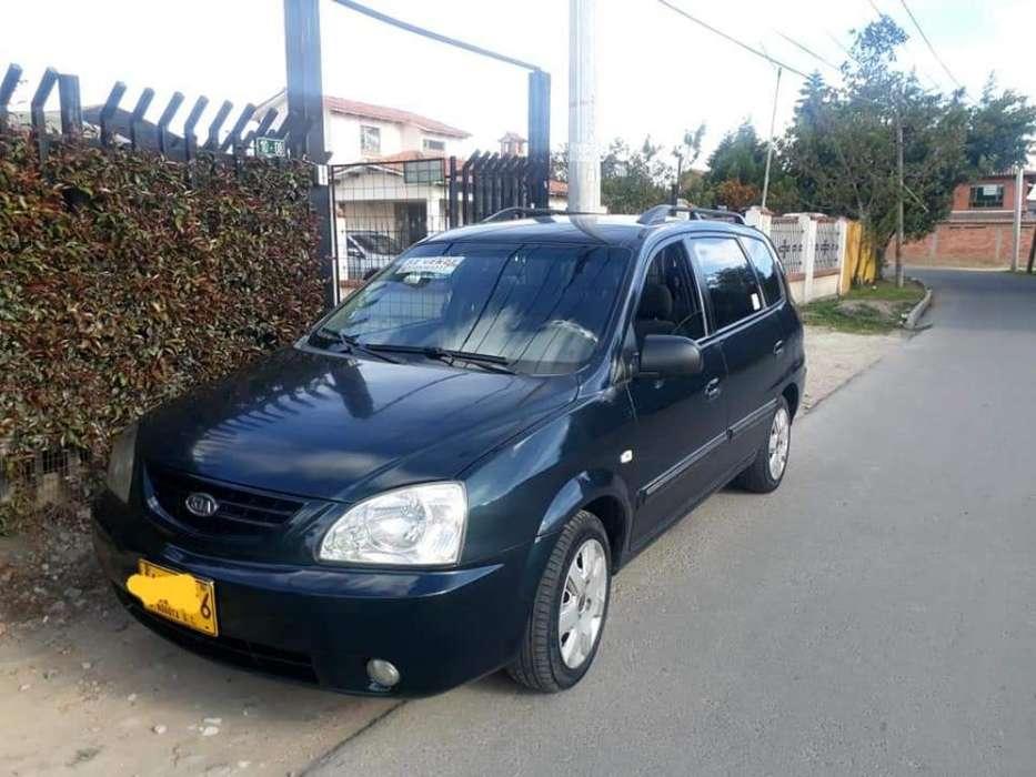 Kia Carens  2003 - 18500 km