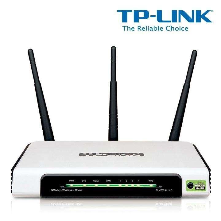 Router Wifi Tplink REMATO !!!