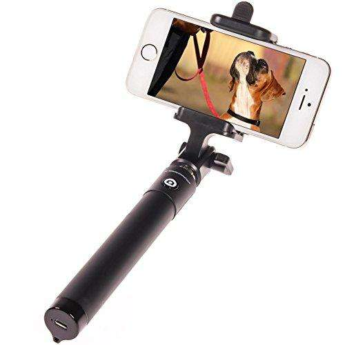 MB80 Monópode Palo Selfie Bluetooth 80cm Celular Universal 270