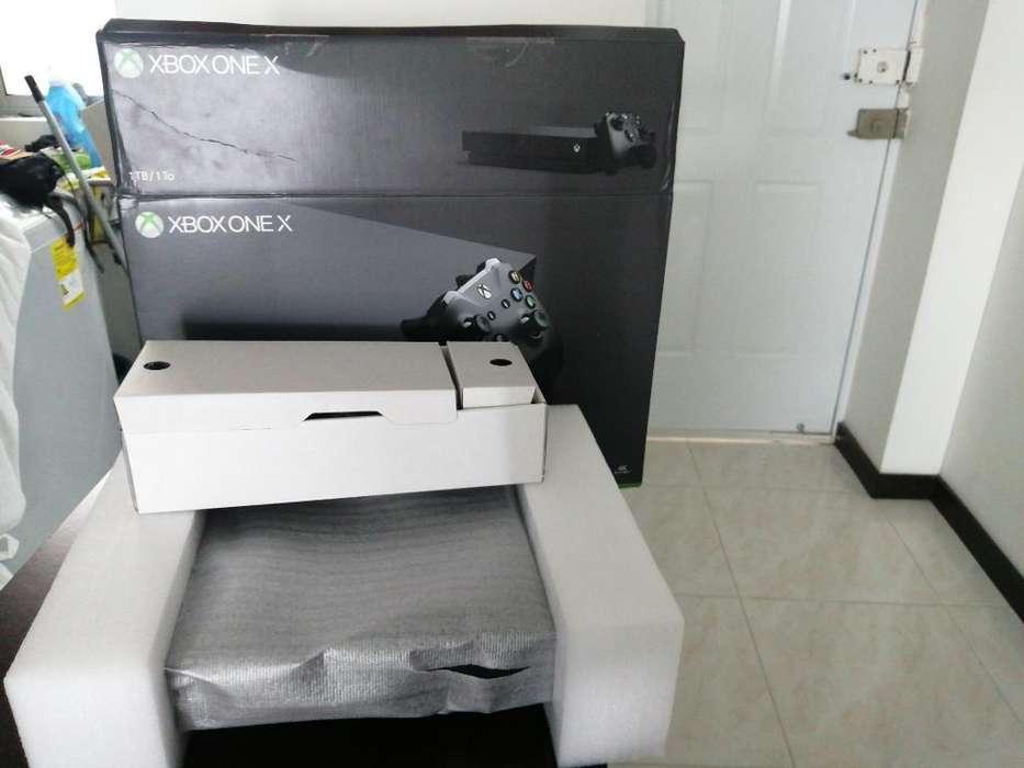 Venta Xboxonx Total Mente Nuevo