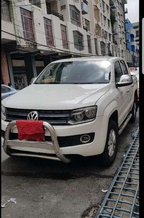 Volkswagen Amarok 2013 - 170000 km