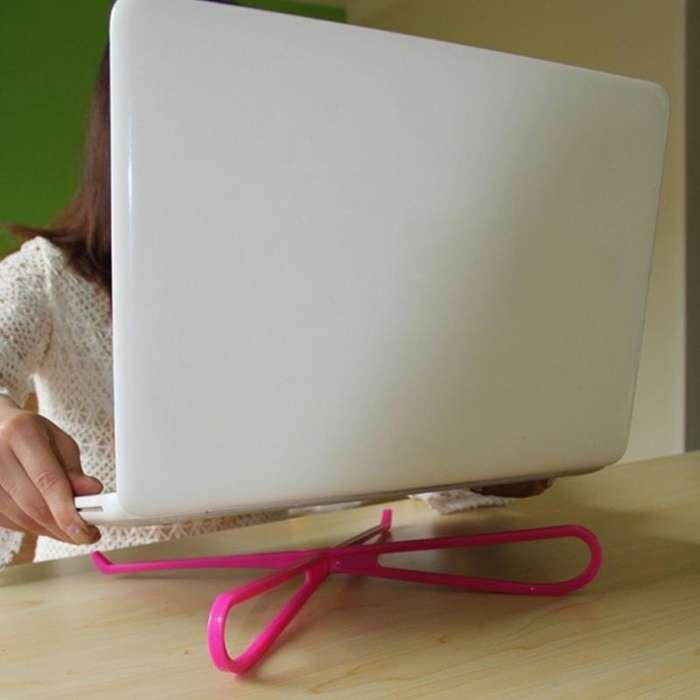 Base de refrigeración portátil para computadora.