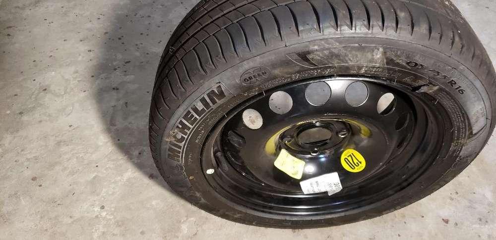 Rueda Auxilio 205/55 R16 Peugeot 308 Usa