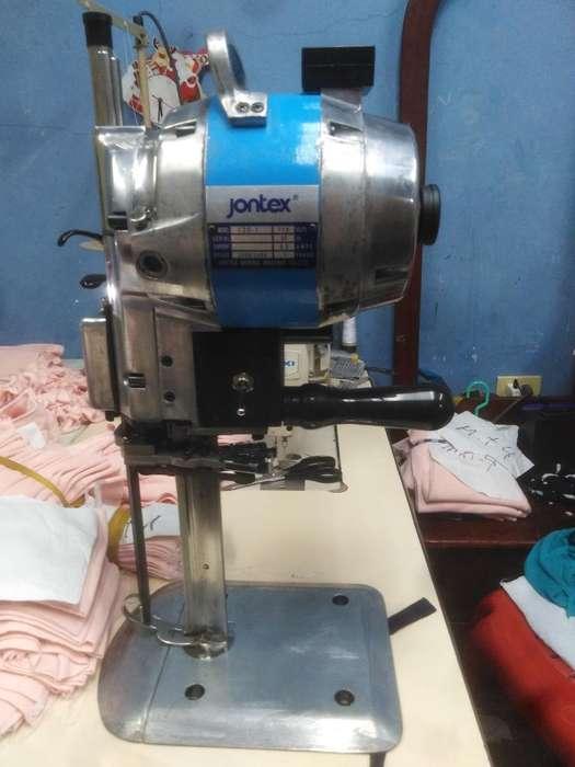 Maquina de Cortar Moldes de Tela Jontex