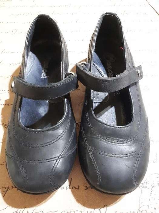 Zapato Marcel Colegial de Nena