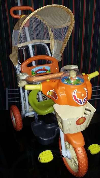 Triciclo Mecedor