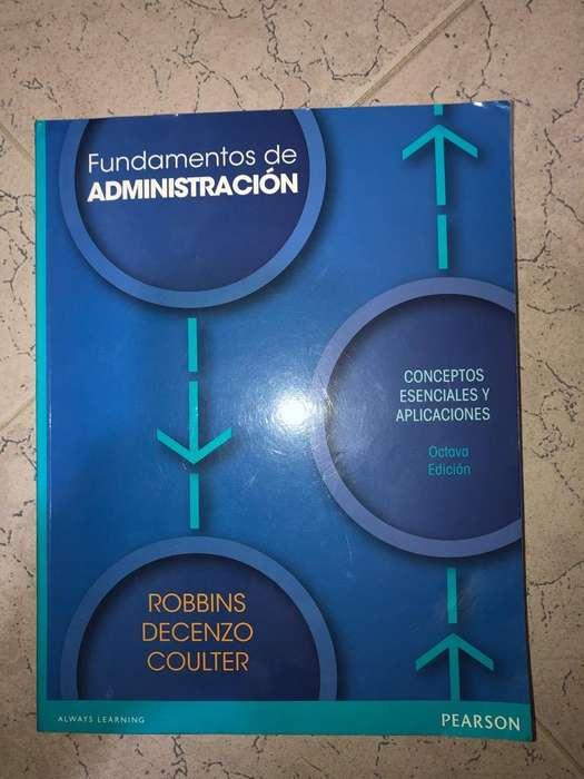 Fundamentos de Administración Robbins