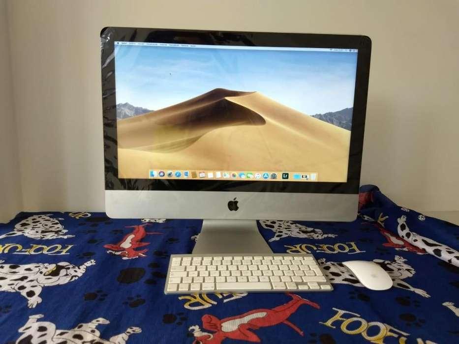 Vendo iMac en excelente estado