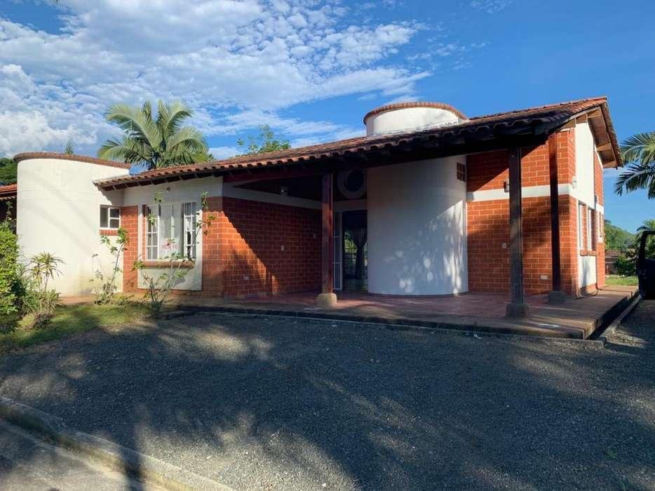 Casa Campestre en Venta combia Risaralda