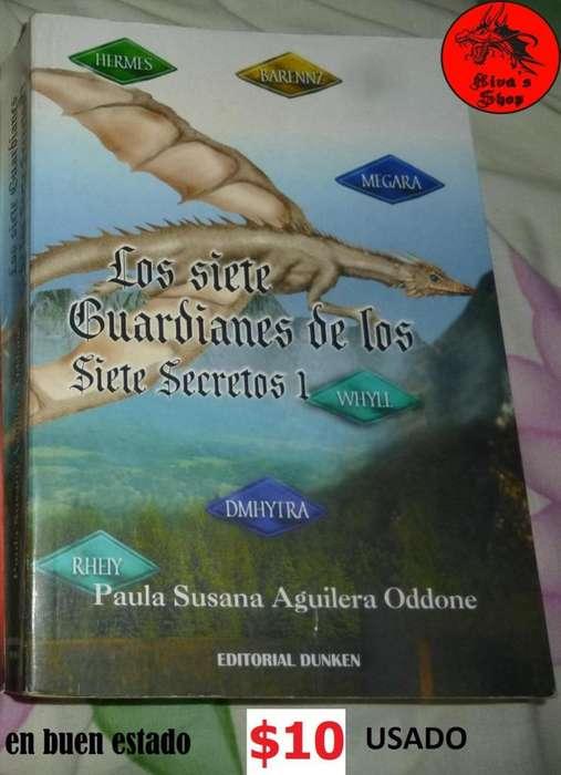 Libro Los 7 Guardianes De Los 7 Secretos Parte 1
