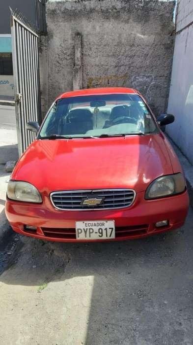 Chevrolet Esteem 2002 - 300000 km