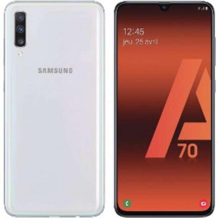 Vendo Samsung a 70 de 128g a 400