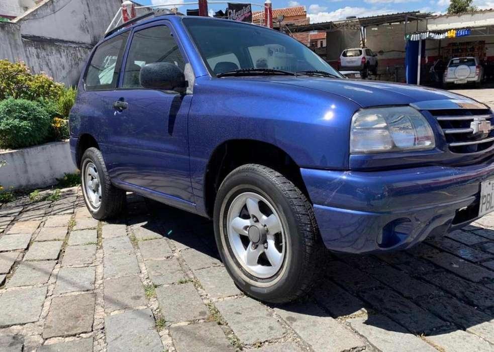 Chevrolet Grand Vitara 2010 - 166 km
