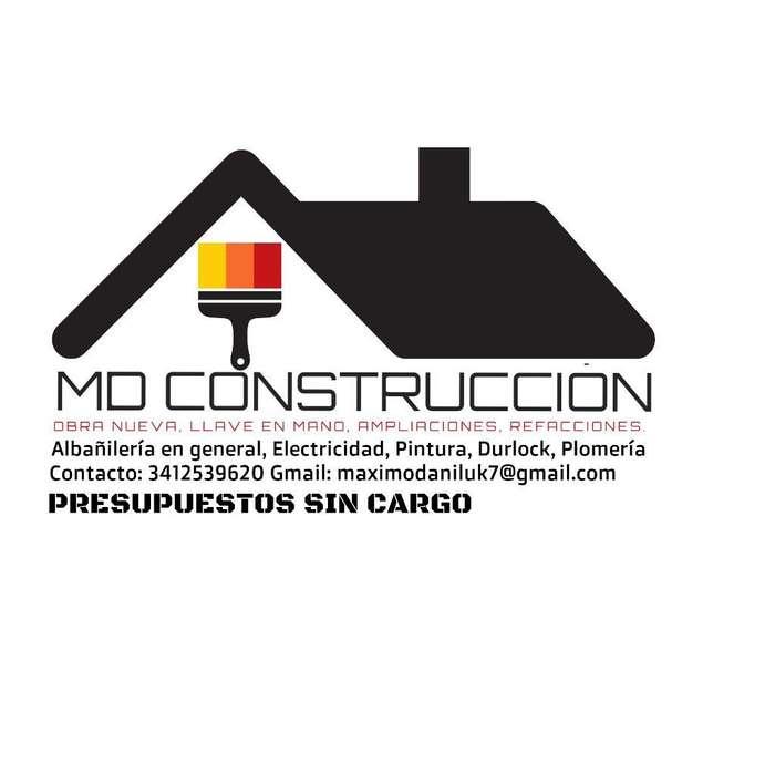 M.d Construcciones
