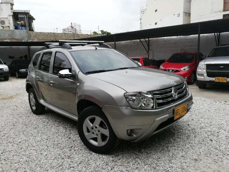 Renault Duster 2014 - 75447 km