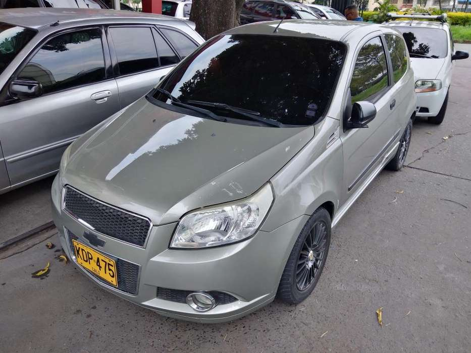 Chevrolet Aveo 2010 - 93000 km