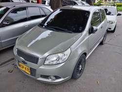 Chevrolet Aveo GTI Emotion 2010 Gris