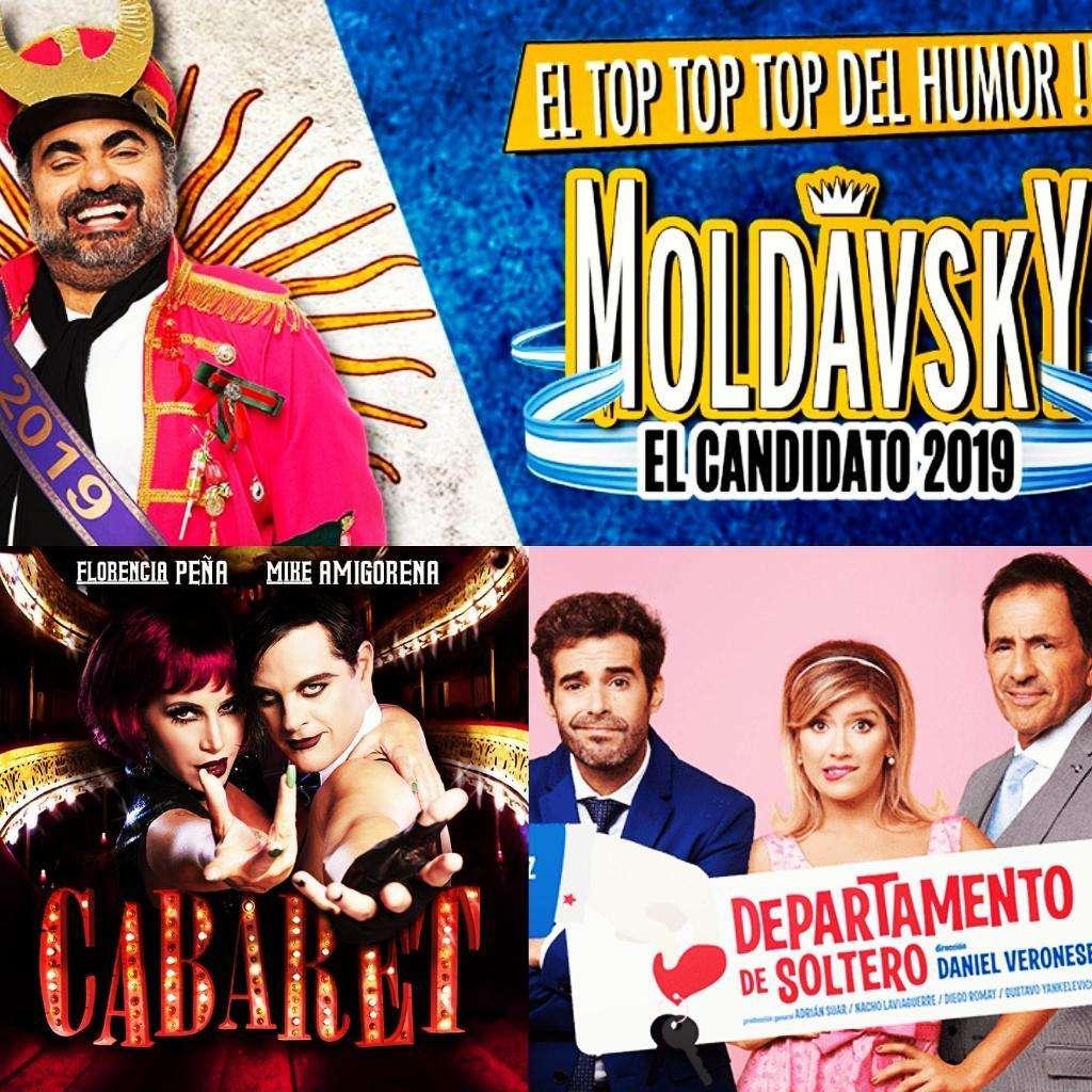 Noche de Teatros desde La Plata