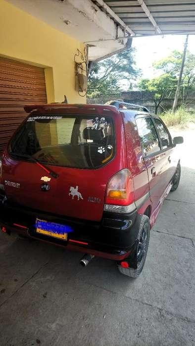 Chevrolet Alto 2002 - 0 km