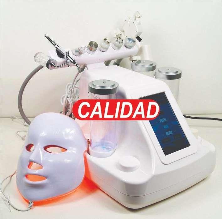 ¡GRAN EQUIPO 2019! Equipo de Estética Hydrafacial Hidrafacial Ultrasonido Microdermoabrasión Mesoterapia