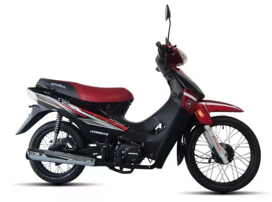 Moto <strong>gilera</strong> Smash Very STD 0 Km Muñoz Marchesi Resistencia