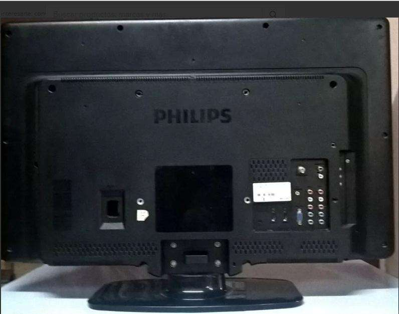 Tv Lcd Philips 32 Modelo 32pfl3605/77 -repuestos