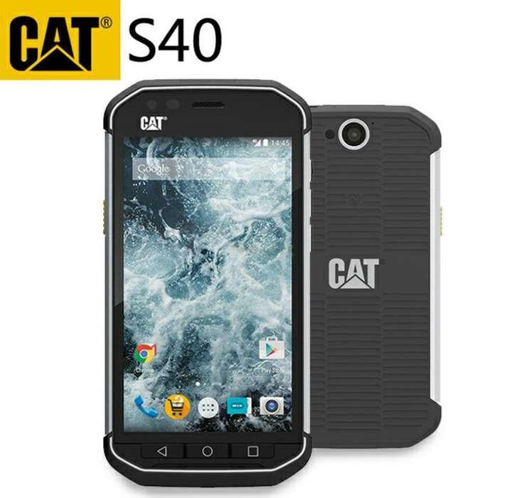Celular Libre Cat S40 Nuevo!