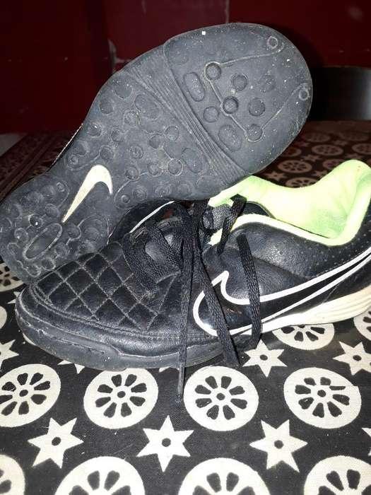 Zapatillas Nike de Fútbol 5