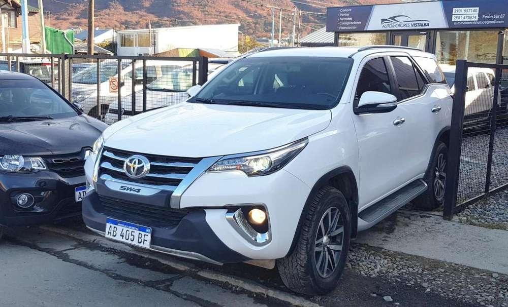 Toyota SW4 2017 - 35000 km