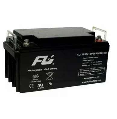 Batería Sellada Fulibattery 12v65ah Ref. Fl12650gs