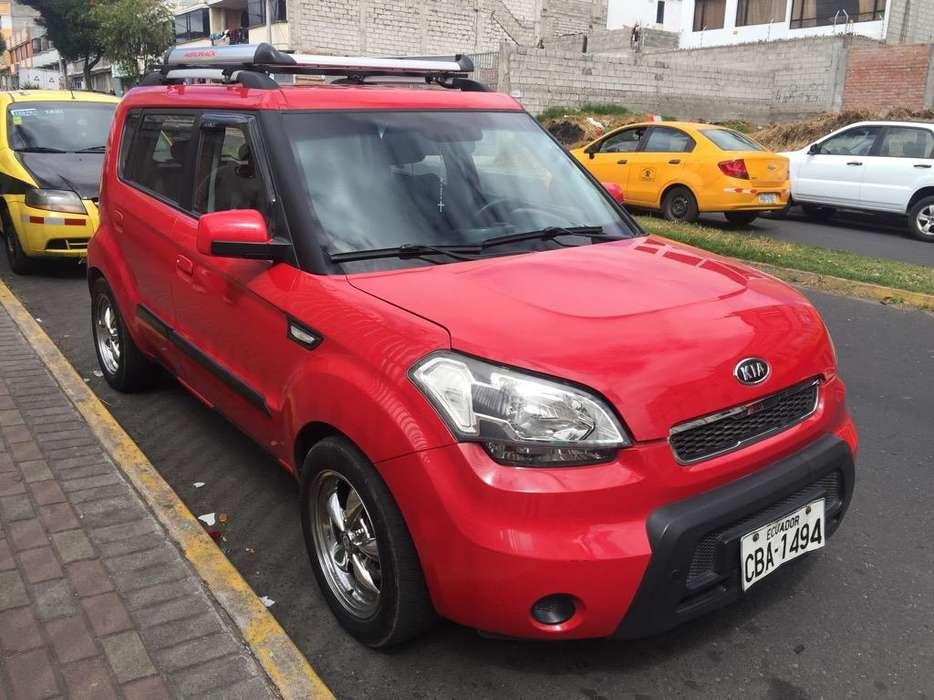 Kia Soul 2010 - 157680 km