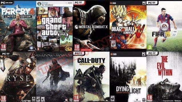 juegos para computadores pc torre o portatil