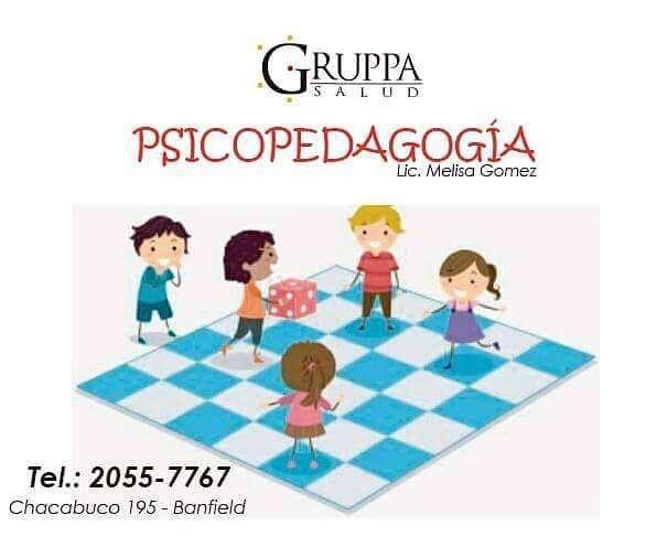GRUPPA PSICOPEDAGOGIA