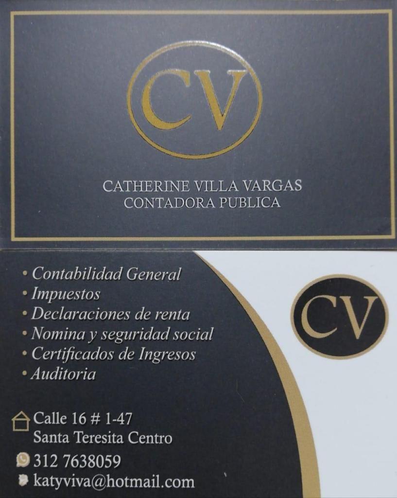 CONTADORA PUBLICA
