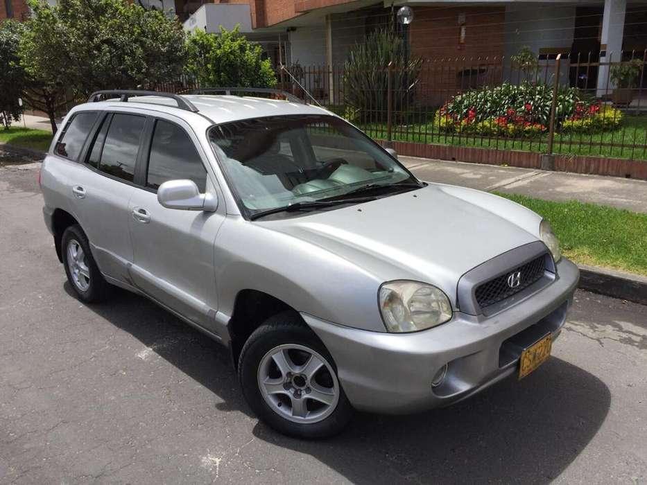 Hyundai Santa Fe 2002 - 133000 km