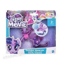 Mi Pequeño Pony Applejack, Twilight Sparkle Y Fluttershy