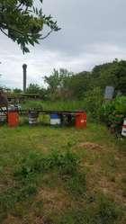 Vendo casa amplia en Godoy con local.
