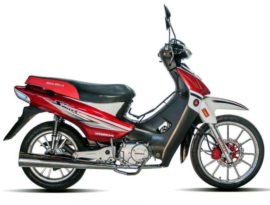 Moto <strong>gilera</strong> Smash 110 Full 0 Km Muñoz Marchesi