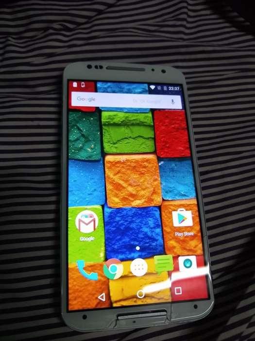 Motorola Moto X2 Bambú Leer