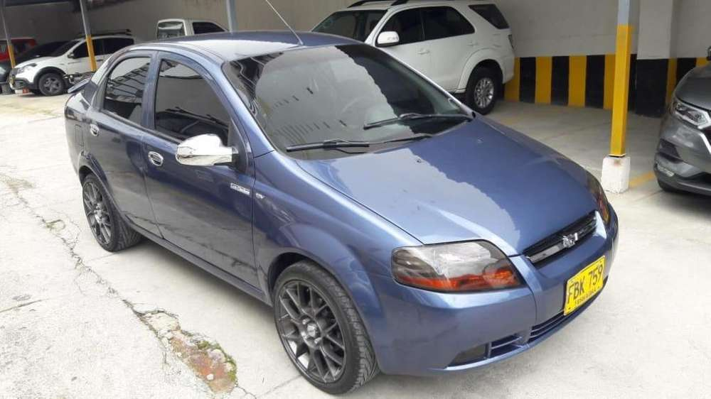 Chevrolet Aveo 2010 - 139000 km