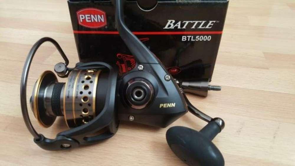 Carrete Pesca Penn Battle 5000 de Paquete