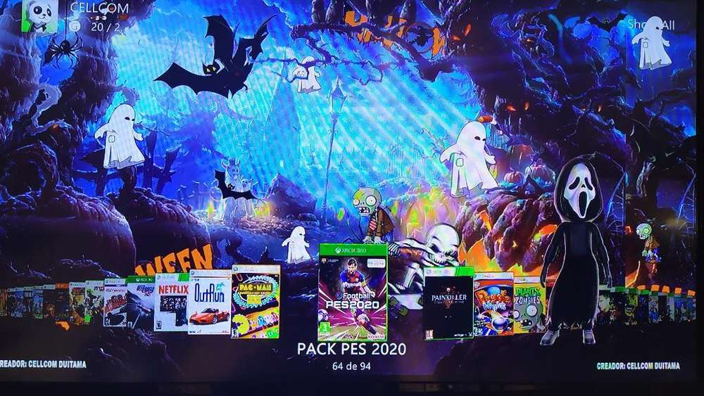 Juegos Originales para Xbox 360 5.0