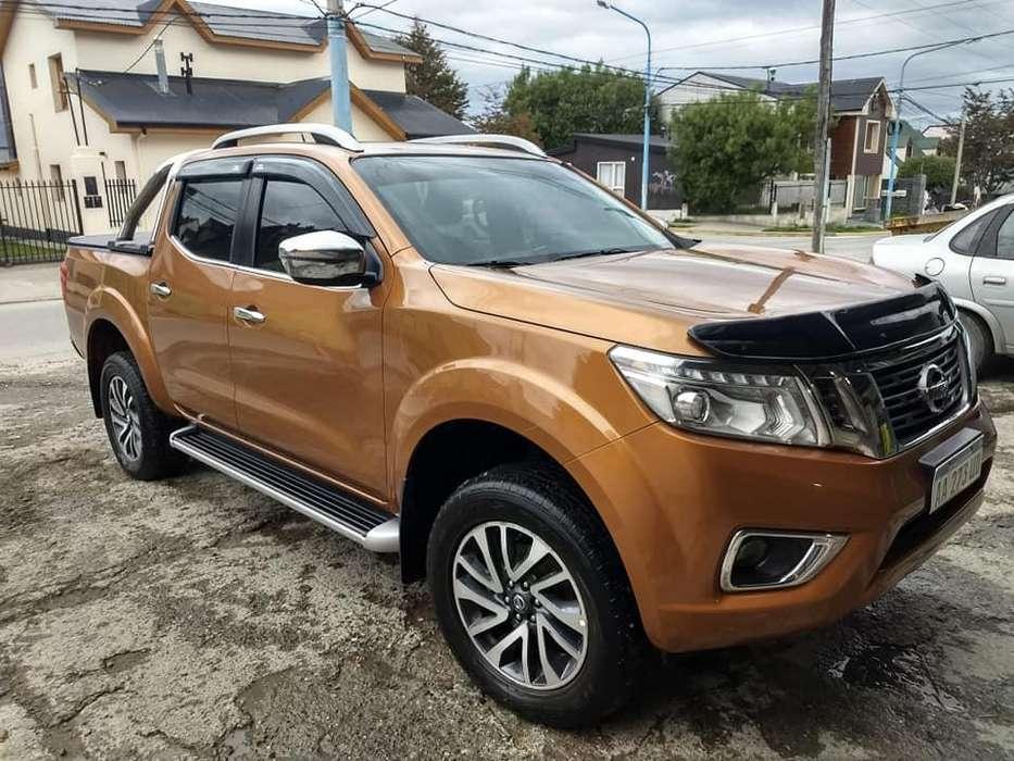 Nissan Frontier 2016 - 47000 km