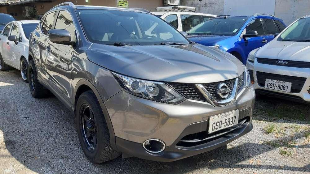 Nissan Qashqai  2016 - 120000 km