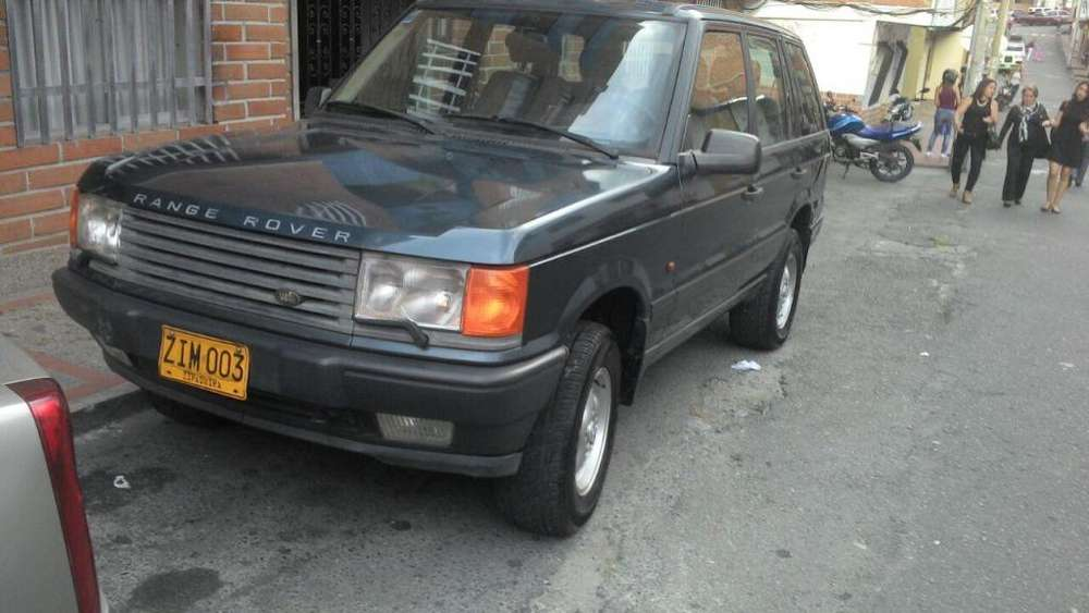 Land Rover Range Rover 1996 - 130000 km
