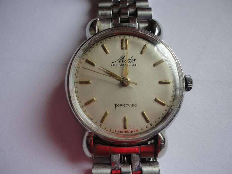 Reloj Mido Clásico Ocean Star.