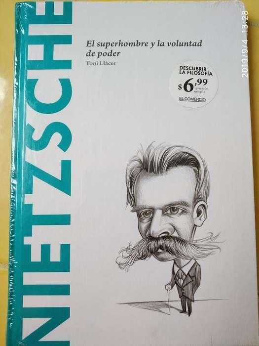 para Estudiantes Platón Y Nietzsche Libr