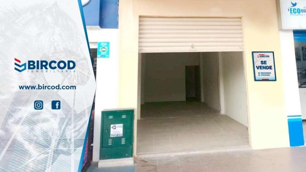 Alquiler de Local en El Centro de Machala