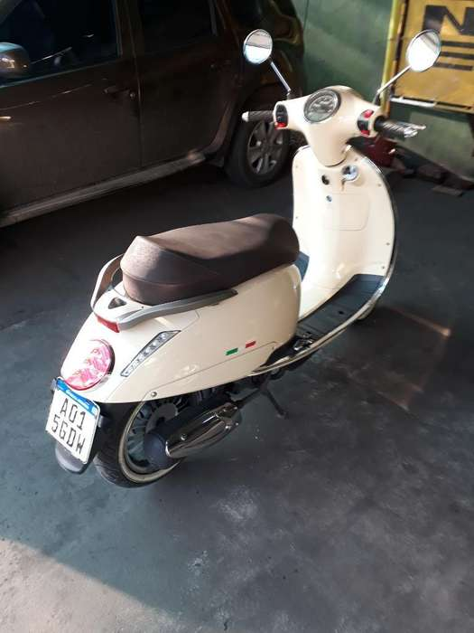 Motocicleta Beta 150 Cilindrada